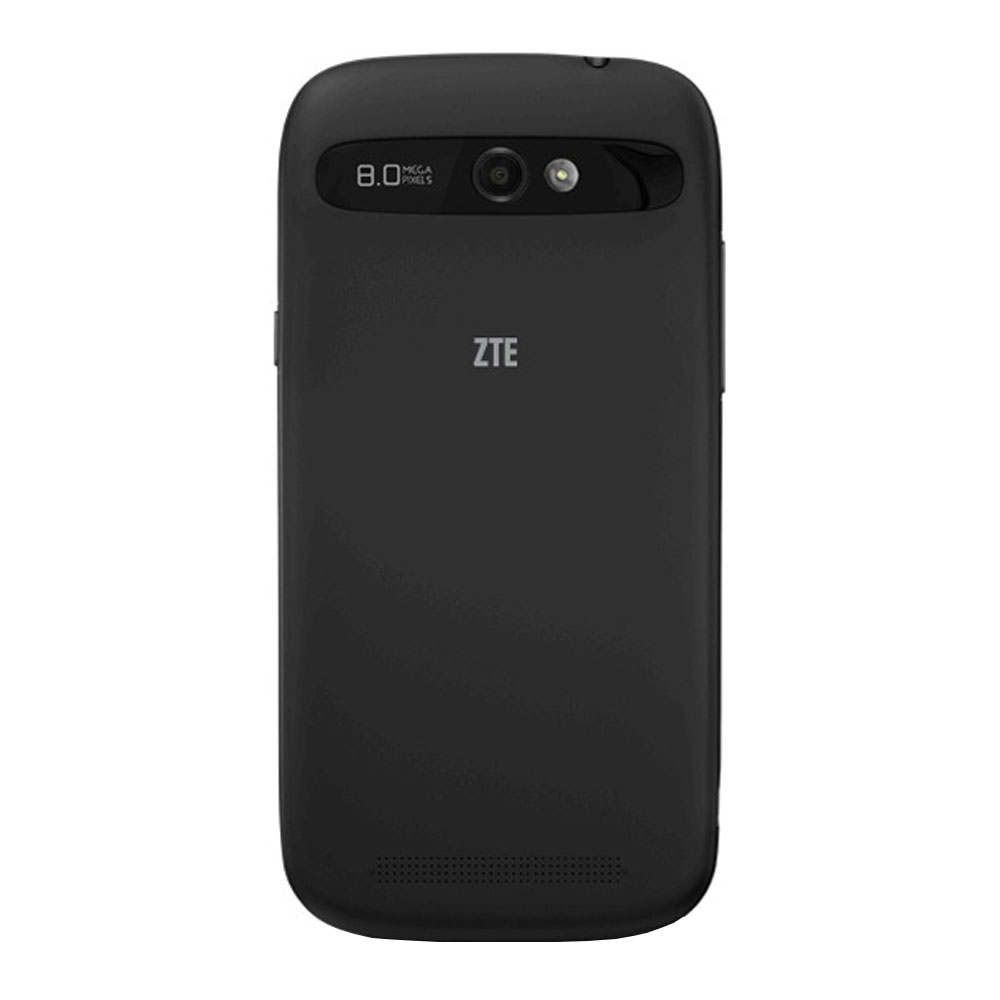 Boost Mobile ZTE Warp Sync N9515 8GB Android 4G LTE Black ...