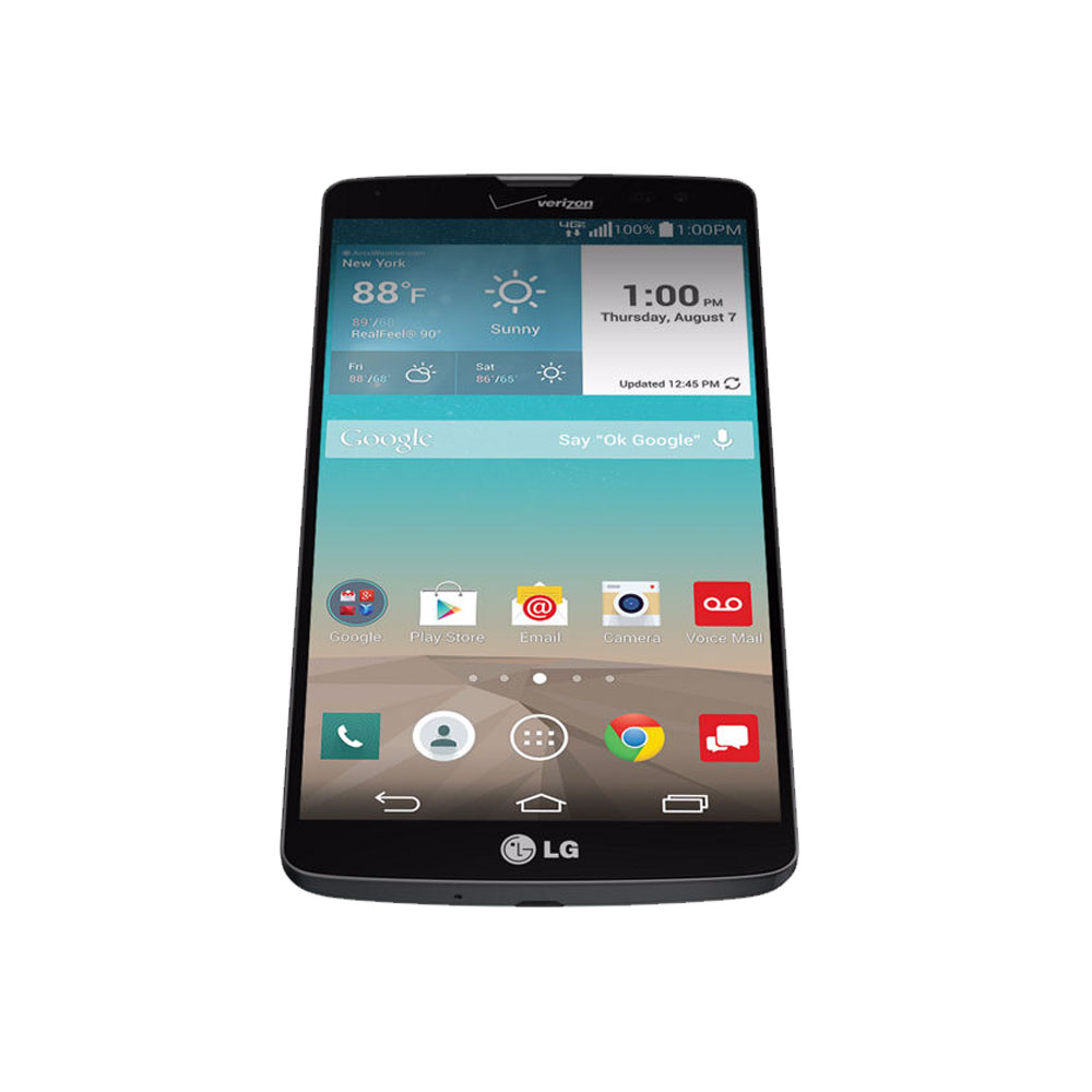 LG G Vista VS880 8GB Black (Verizon) Smartphone Clean ESN ...