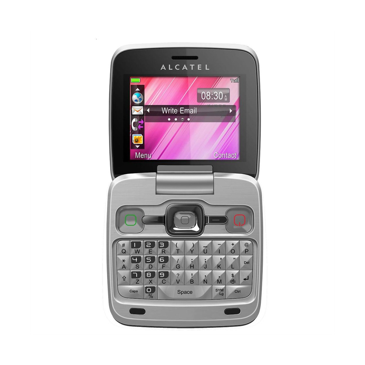 Alcatel One Touch Flip Phone Alcatel One Touch Flip Phone